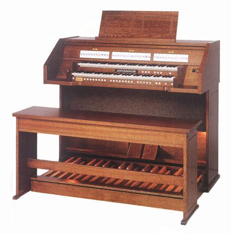 Johannus Opus15 www.organy.com.pl